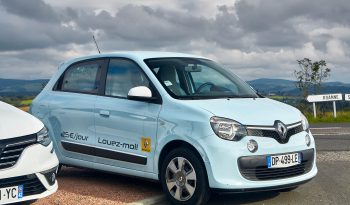 Renault Twingo de location Garage Duverger Renault