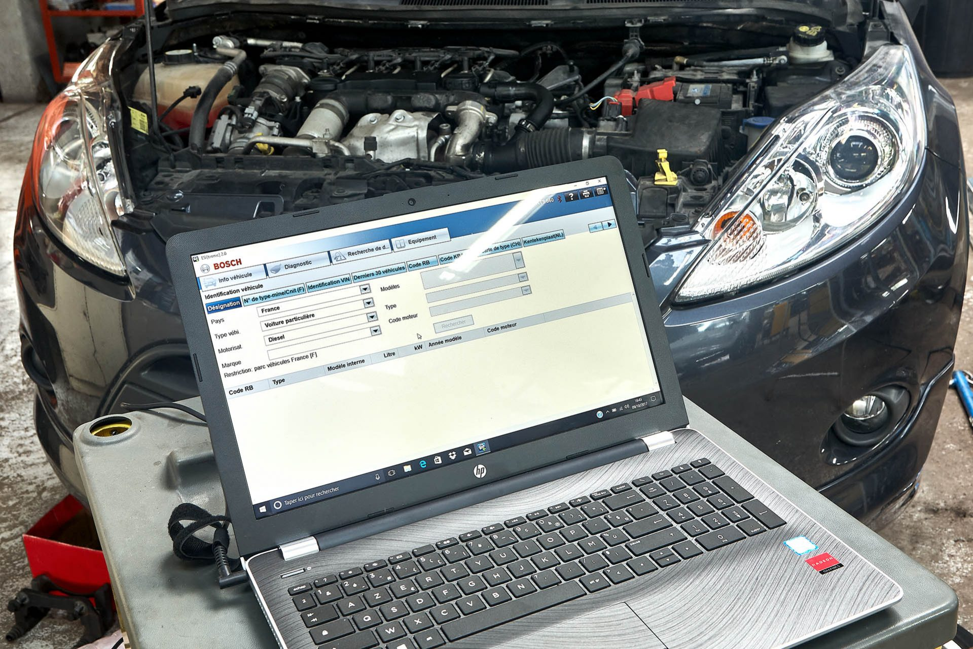 Renault entretien et réparation