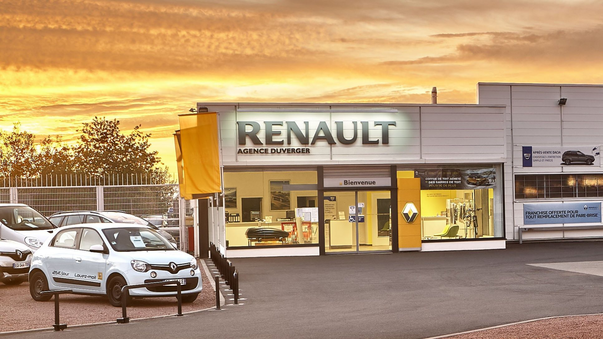 Garage Renault Duverger