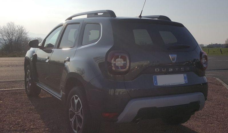 Dacia Duster II Prestige Dci 110 4X2 complet