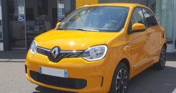 Nouvelle Renault Twingo III intens