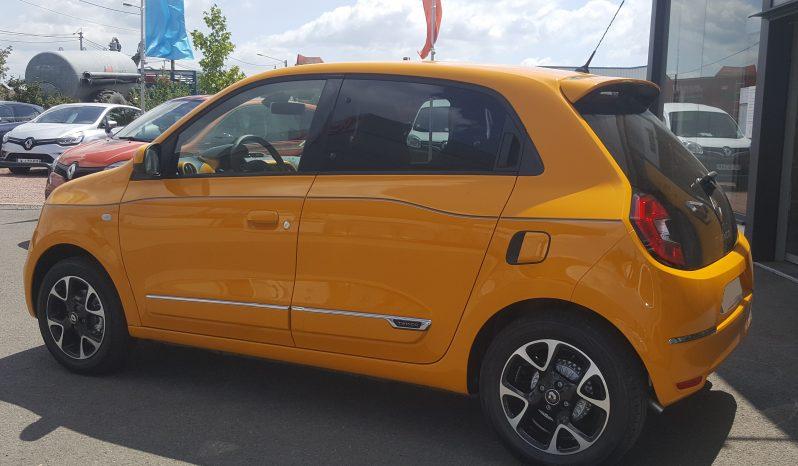 Nouvelle Renault Twingo III intens complet