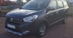 DACIA Lodgy Stepway Blue Dci 115 7 places