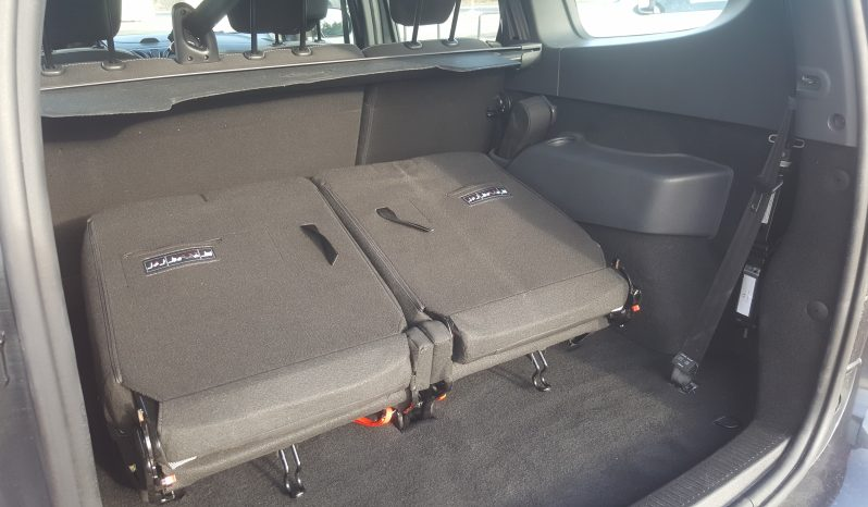 DACIA Lodgy Stepway Blue Dci 115 7 places complet
